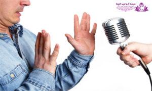 در زمان برگزاري کنفرانس و سخنراني اضطراب عملکردي در فرد ايجاد ميشود که منجر به انگيزه کافي ميشود