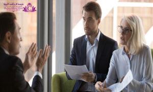 ارتباط چشمي در سخنراني باعث ميشود افراد بدانند به آنها اهميت داده ميشود