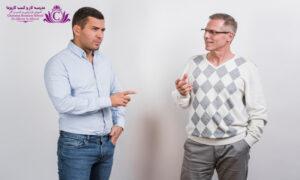 در حين صحبت کردن اگر مشکلي داريد ميتوانيد با دوستان و خانواده شناسايي و برطرف کنيد