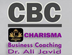 CBC- بیزینس کوچینگ کاریزما   دکتر علی جاوید
