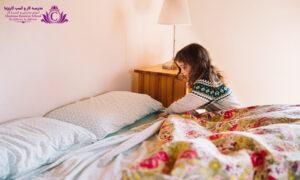 با مرتب کردن تخت خود در صبح اولين تکليف را با موفقيت انجام دهيد تا انگيزه کافي براي تکاليف بعدي صبح داشته باشيد