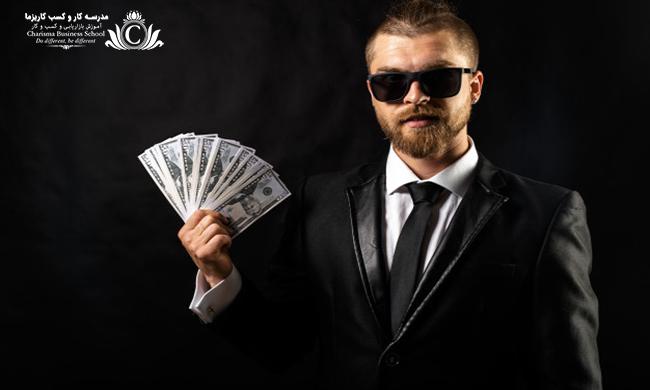 عوامل بیرونی نقش بسزایی در پولدار شدن و رسیدن به زندگی رویای تاثیر گذار دارند