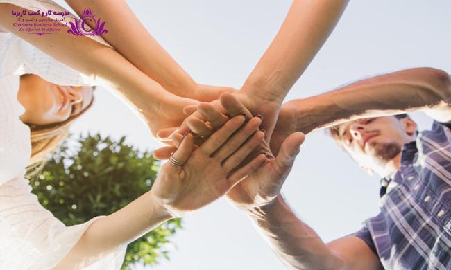 روحیه گرفتن از دوست میتواند منجر به انگیزه شود