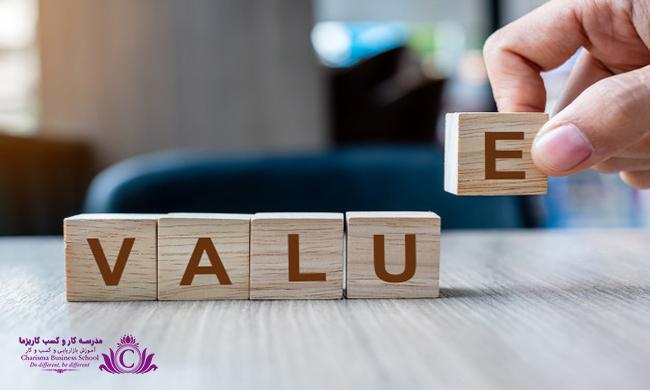 شناخت کلي از سازمان مقابل براي همکاري داشته باشيد و ارزش خود را با موارد قدرتمند تعيين کنيد