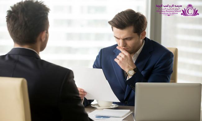 در مذاکره توانایی نه گفتن داشته باشید تا اگر نتیجه مثبت نبود بتوانید میز را ترک کنید